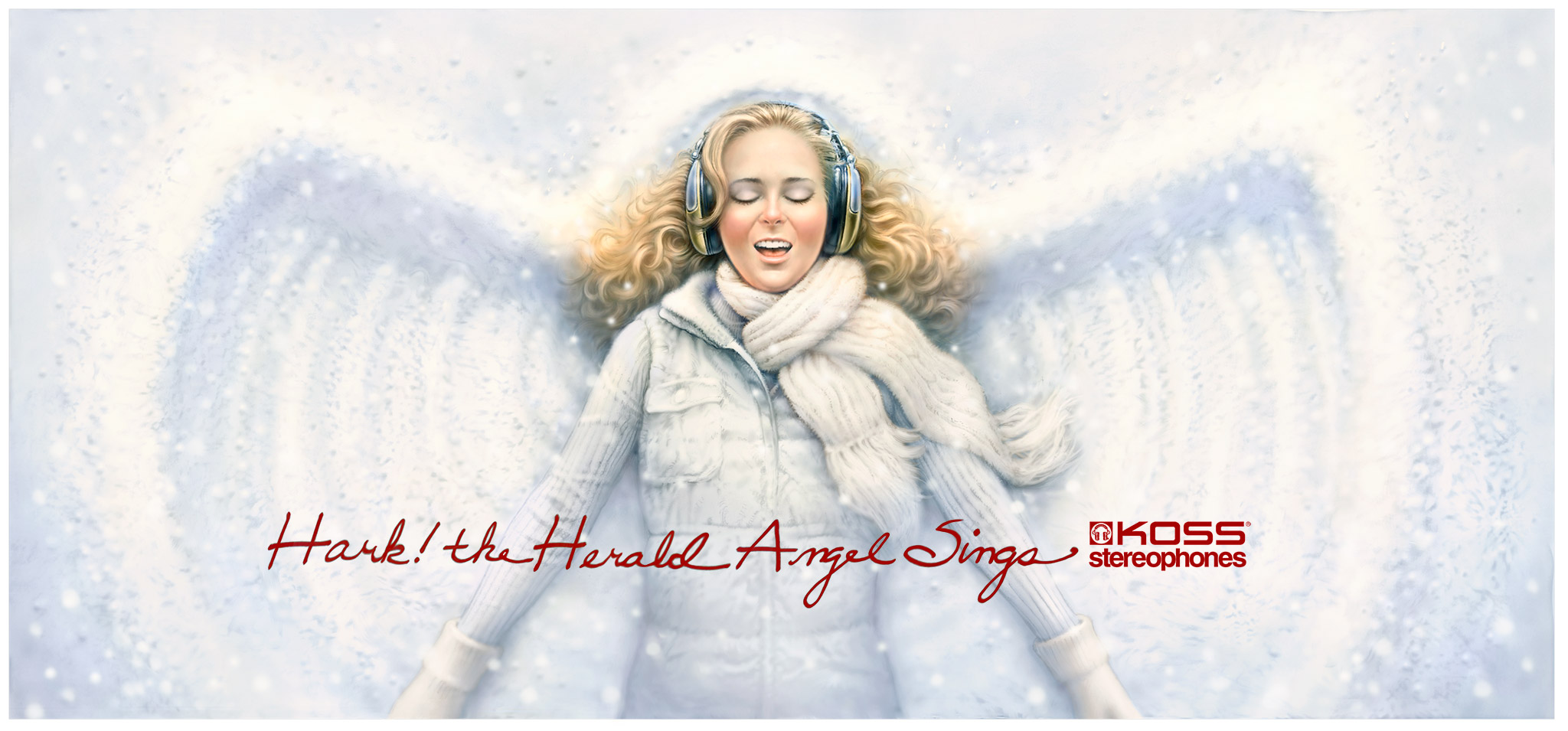 Koss-Angel_Singing_product_holiday_people